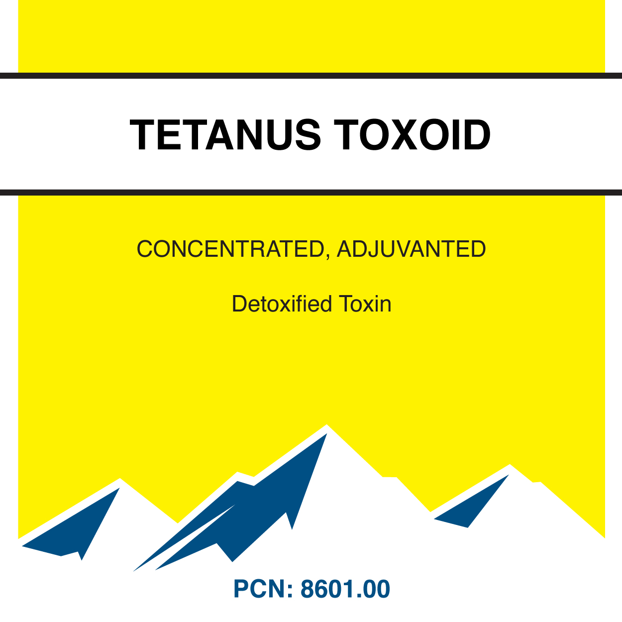 TETANUS TOXOID - CONCENTRATED