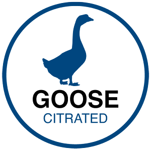 GOOSE CITRATED