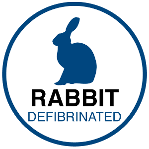 RABBIT DEFIBRINATED