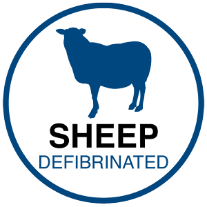 SHEEP DEFIBRINATED
